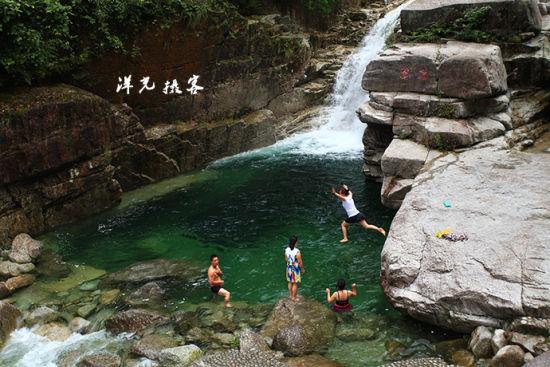 漓江源大峡谷