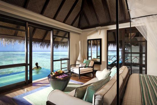 马尔代夫库达呼拉岛四季度假酒店