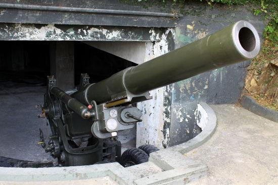 狮山阵炮台