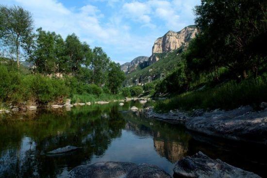 图:美丽峡谷 来源:一剑的博客