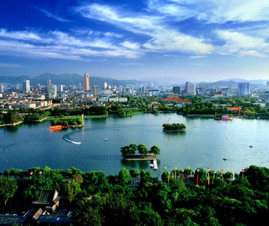 大明湖风景区