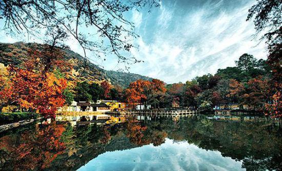 苏州天平山
