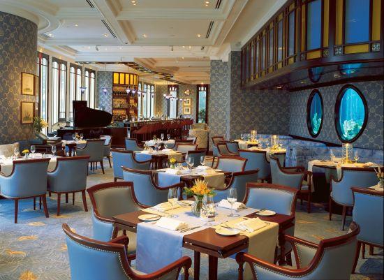 港岛香格里拉大酒店:山与海之间的香港传奇(4)