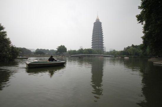 全球最高佛塔 常州天宁寺宝塔