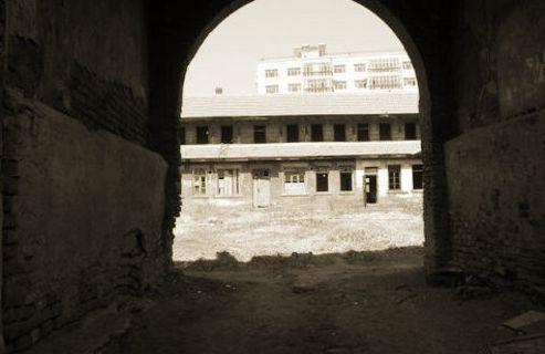 黑龙江隐蔽景点之齐齐哈尔五教道德院