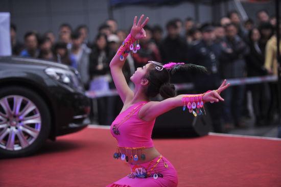 2014亚洲汽车模特大赛重庆赛区复赛落幕