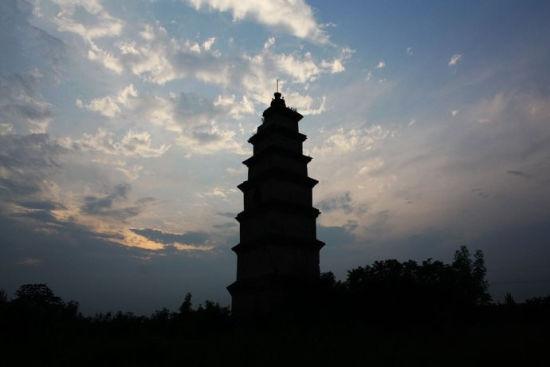 传教寺塔·宋·侯马 via:中国国保