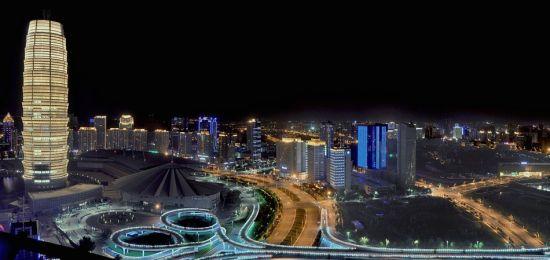 【第四站:会展中心站】    郑州新区cbd   cbd商务内环是目前郑州最图片