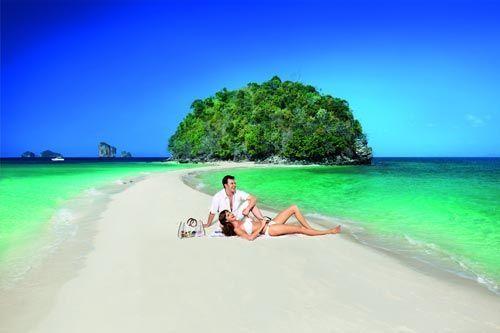 泰国浪漫 休闲奢华游之曼谷&甲米岛