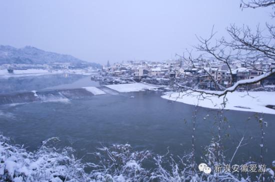 雪景 摄影:夏雨