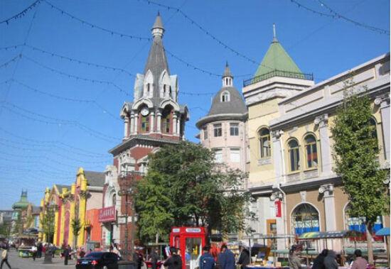 新浪旅游配图:俄式老建筑 摄影:图片来自旅游攻略
