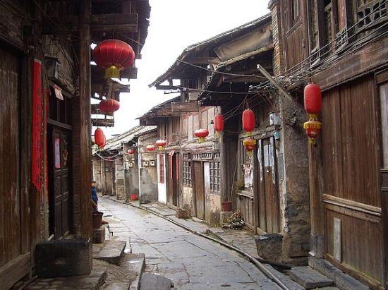桂林大圩古镇