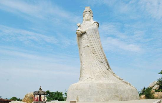 东方麦加 湄洲妈祖祖庙自驾游