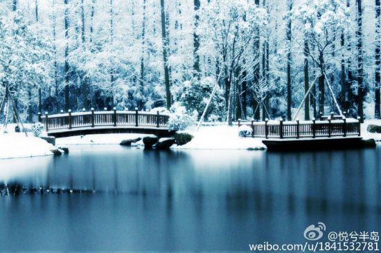 新浪旅游配图:悦兮半岛温泉国际度假村 图片来源:@悦兮半岛
