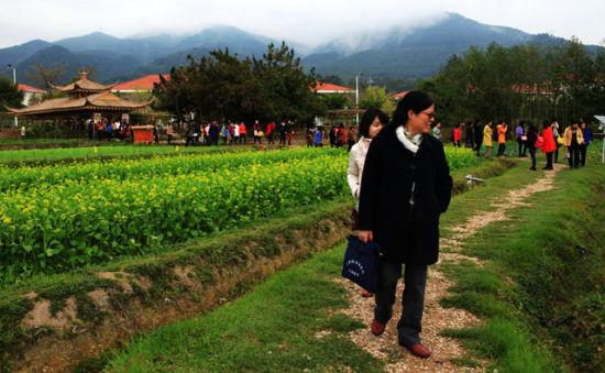 8日在中国十大最美乡村——海沧区东孚镇大曦山休闲旅游公园隆重举办