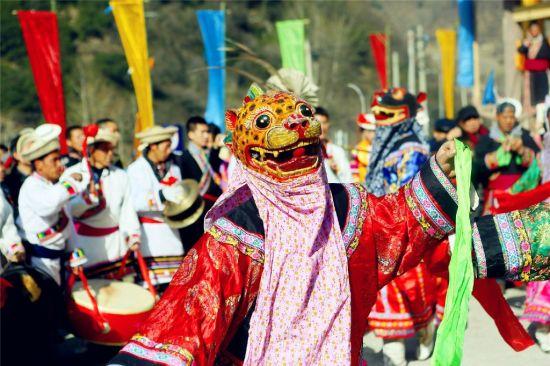 白马王朗拜山节 带你共赴迎春祈福盛宴