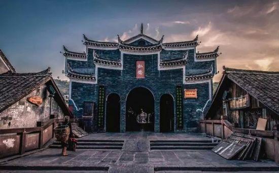 湖南凤凰古城