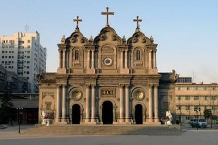 西安五星街教堂