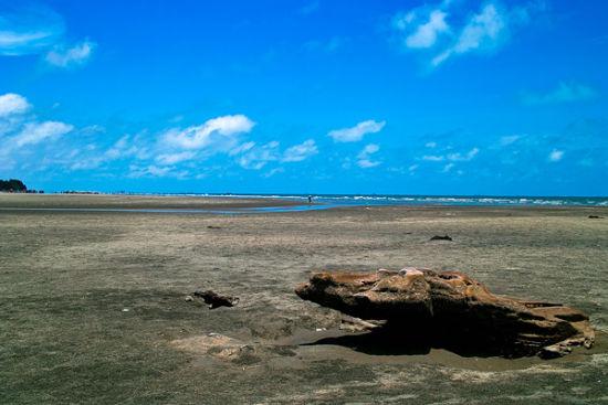 说起防城港的江山半岛旅游度假区