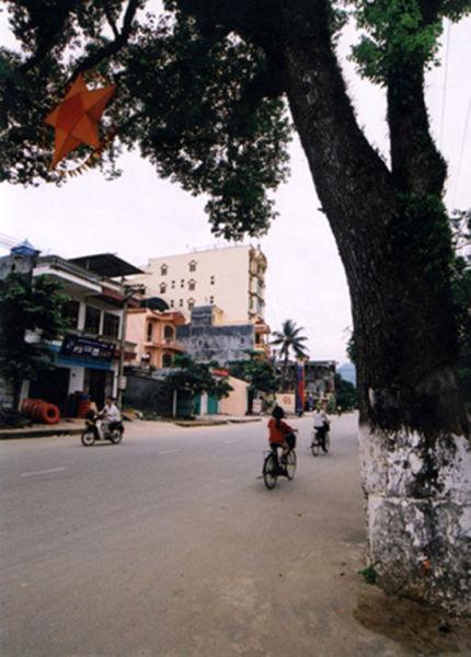 河江是越南著名的历史文化名城