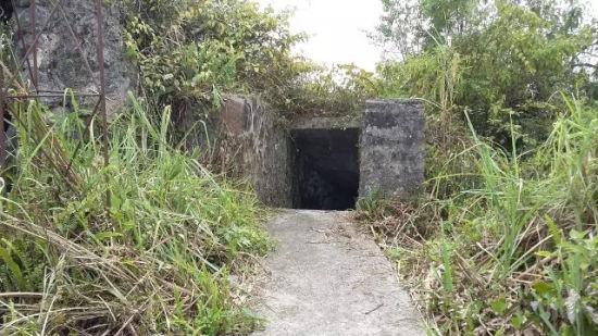 八里河东山战争遗址