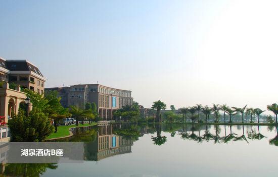 湖泉生态园(来源:@云南旅游)