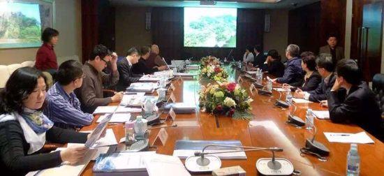 申报创建5A级旅游区资源与景观质量专家评审会