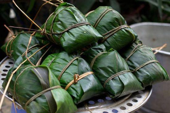 糯香弹牙的玉林米粽