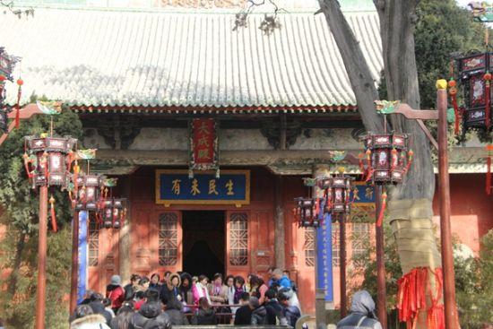 中国建筑庙宇矢量图