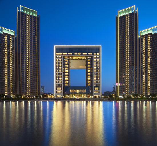 天津瑞吉金融街酒店