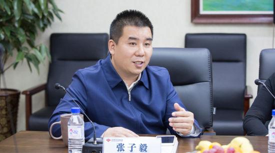 张子毅董事长提出了诸多的创意性设想和合理化建议