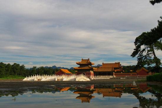 京畿胜境 易县2大热门旅游景点图片