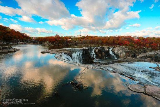 镜泊湖国家级风景名胜区(图片来源于网络)