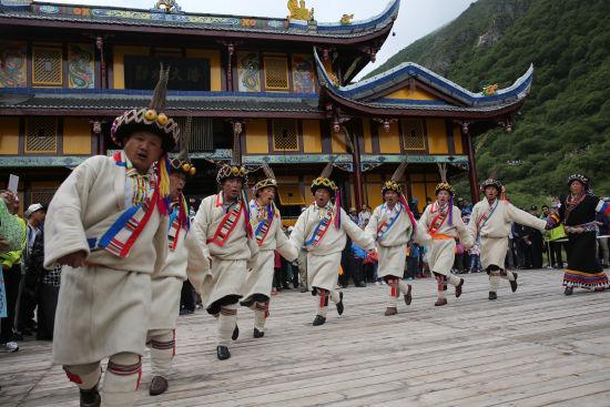 四川黄龙:旅游+民俗文旅相融之路的深度探索
