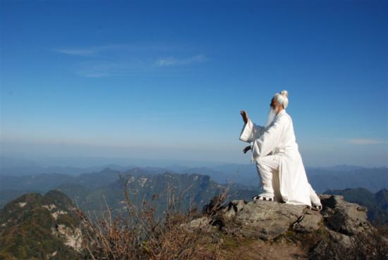 探秘湖南桂东灵气之地 寻迹张三丰练剑修道仙
