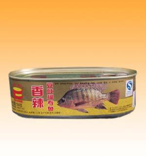 凤尾鱼罐头