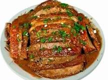 荔浦芋扣肉