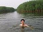 白洋淀游泳