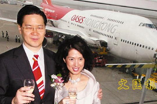 甘泉航空前主席李卓民被旗下公司追款3500万