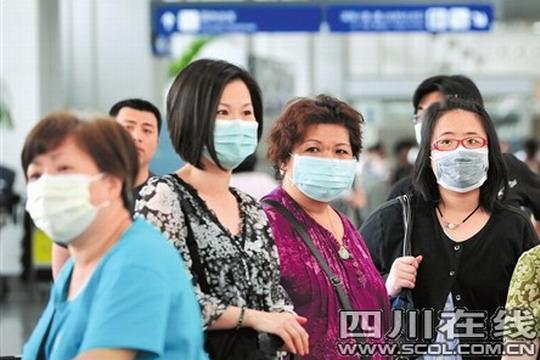 与首例流感患者同乘川航航班的乘客全部找到