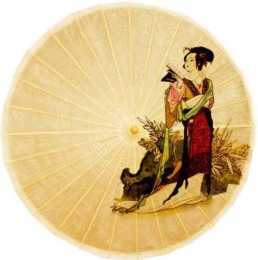 泸州油纸伞(图)