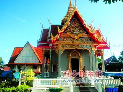 春游泰国普吉岛祈福2009(图)
