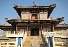 法门寺真身宝塔博物馆