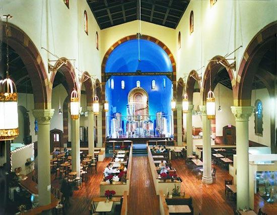 匹兹堡教堂酿酒坊