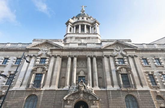 英国伦敦中央刑事法庭