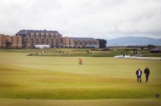 苏格兰的圣・安德鲁斯老球场