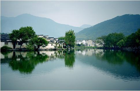 4安徽宏村:中国画里的乡村