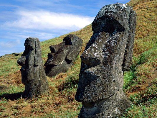 世界4大巨石遗迹:巨人石像(组图)(4)