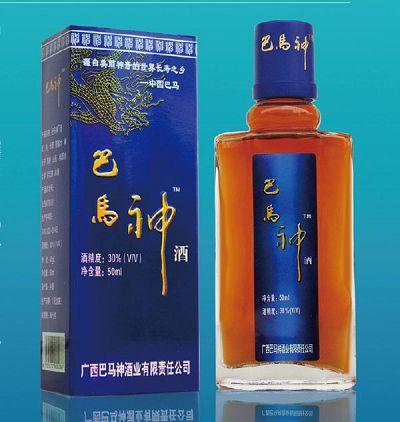 巴马长寿乡的特产:巴马神酒(图)(5)