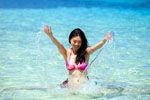 帕劳 沙滩比基尼